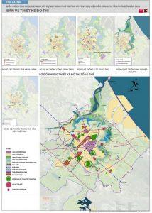 Đất quy hoạch Hà Tĩnh giai đoạn 2030, tầm nhìn 2050