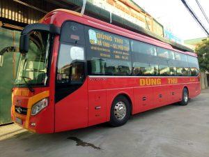 Cho thuê xe du lịch giường nằm tại Hà Tĩnh