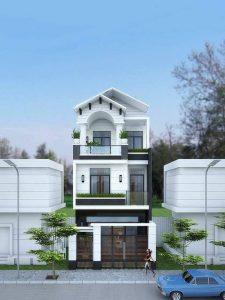 Bất động sản Hà Tĩnh – Nhà 3 Tầng Lê Duẩn